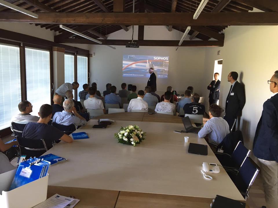 Foto evento Sanmarco informatica - 1
