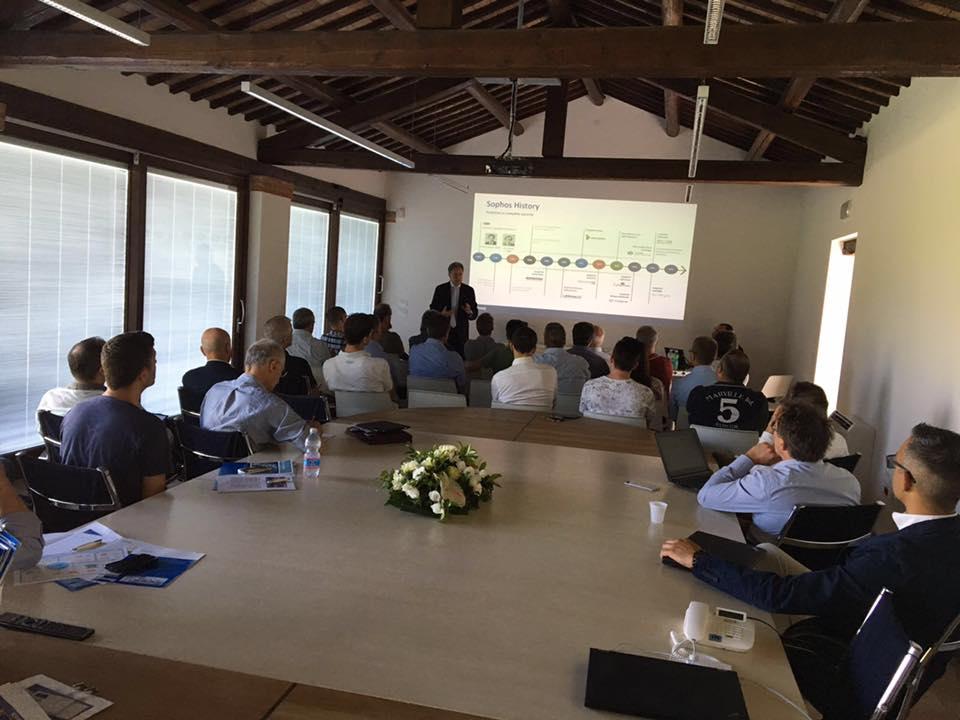 Foto evento Sanmarco informatica - 2