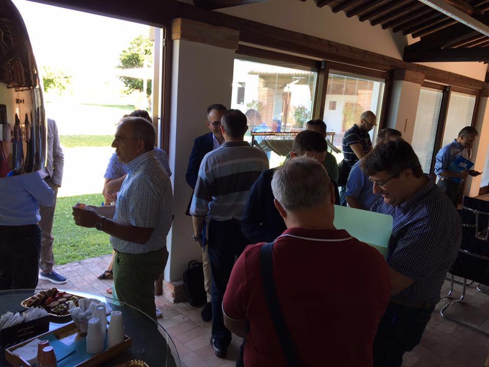 Foto evento Sanmarco informatica - 5