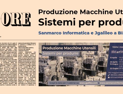 Produzione Macchine Utensili: Sistemi per produrre