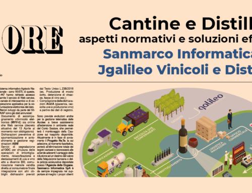 Sanmarco Informatica SpA: Jgalileo Vinicoli e Distillerie
