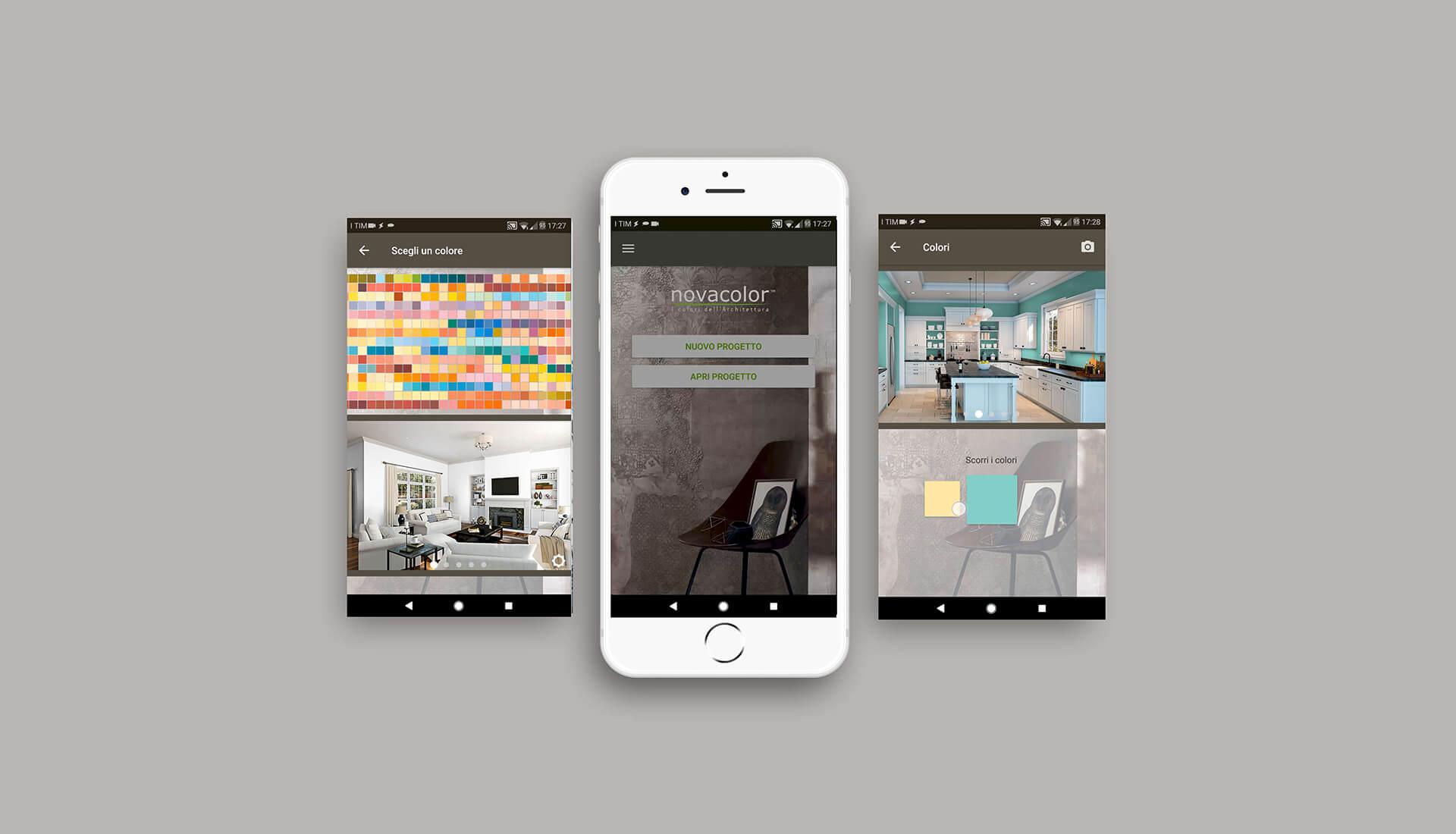 Come dipingere casa? Una nuova app per aiutarti a scegliere i colori