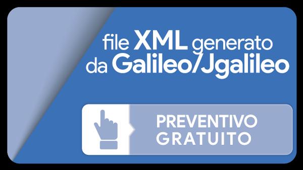 Fate un preventivo per il servizio di fatturazione elettronica integrato al vostro gestionale Jgalileo ERP