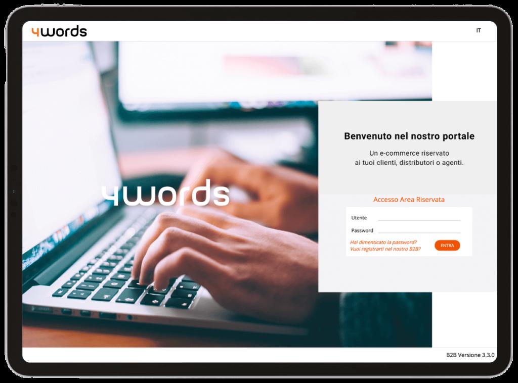 Il portale B2B di Sanmarco Informatica