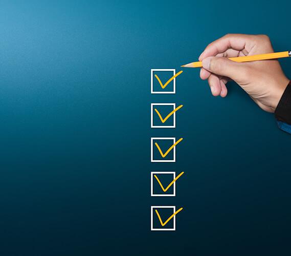 Gestione della Qualità: step principali